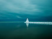 Southampton Lighthouse Shot by Sylvain Champagne