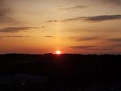A more beautiful sunset
