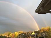 Double Rainbow - 10-23-15