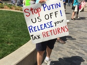 Tax day rally
