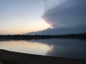 Lake Cunningham looking North