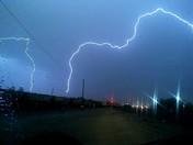 Saturday night Storm