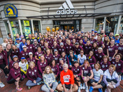 BOSTON MARATHON - Kathrine Switzer 261 Fearless Clubs