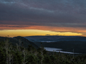 Sunset in Gros Morne