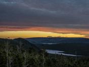 Sunset in Gros Morne