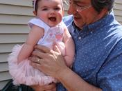 Keira and Grandpa