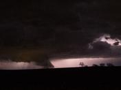Funnel clouds/Tornado?