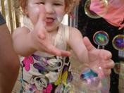Easter bubble fun