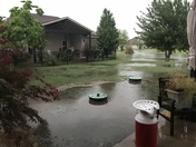 Flooding in north Edmond