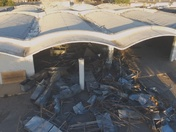 TEARING DOWN PARKLAND MALL SE ABQ