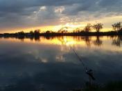 Manawa at sunset