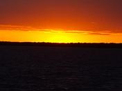 Sunset @ Lake Thunderbird