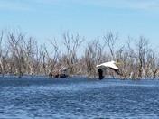 Fishing at Lake Wanahoo