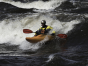 Extreme kayak