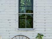 Old Schoolhouse Window