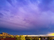 Fleeting Storm