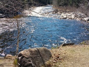 Lower Falls, Twin Mountain NH