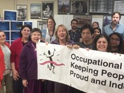 Wake up Call- April is occupational therapy month
