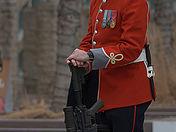 Vimy Honur guard edmonton