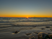 The beauty of Lake Huron by Sylvain Champagne