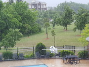 RAINY DAY IN EDMOND!