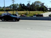 High Speed Chase End Hwy101 & Pesante Rd