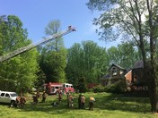 Fork House Fire