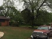 Neighborhood damage north east side of Okc