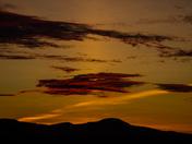 Fiery Dragon over Ossipee Lake