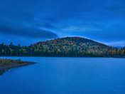 Autumn Blue