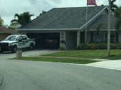 Confederate flag flown at home of Deputy