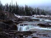 Elbow Falls.