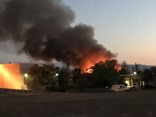 Santa Fe Fire