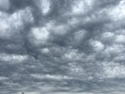 Clouds in Slidell