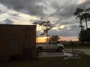 Storms in Okeechobee