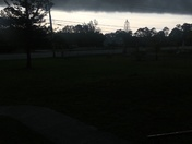 Storm in Royal Palm