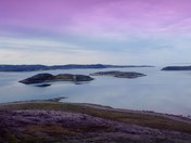 Shoreline of Baffin Island, Nunavut