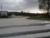 Hail in edgewood