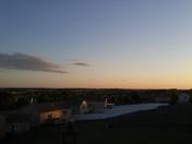 Beautiful evening in northwest Omaha!