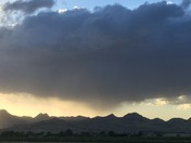 """Rain in the Buttes"""