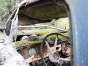 The truck grave