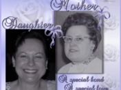 LOVING DAUGHTER/REMEMBERING HER MOM ON MOTHER'S DAY