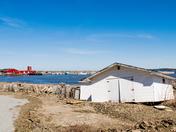 Port Morien (Baie de Mordienne)