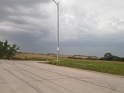 First one is from I-80 near 370(by walmart) looking towards Lincoln and the seco