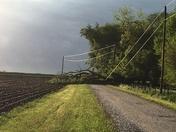 Tough power lines!