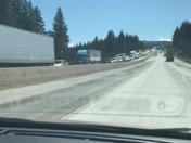 I80 eastbound closed