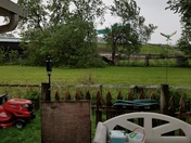 Wind damage on 5/17/17