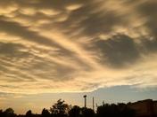 Mt Airy clouds