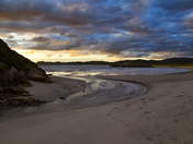 Sandbanks Provincial Park Sunset