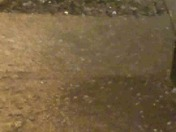 Hail near Weatherby